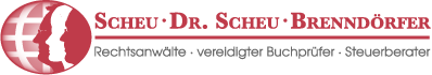 Kanzlei Scheu | Dr. Scheu | Brenndörfer